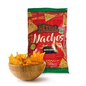 "Nachos ""KETSAL"" x 250 gr"
