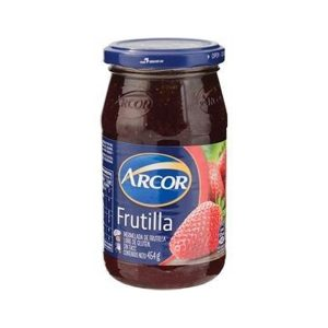 """Mermelada de Frutilla """"ARCOR"""" x 454 gr"""