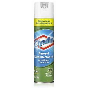 "Aerosol Desinfectante ""AYUDIN"" (aromas varios)"
