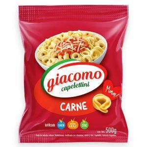 "Capelettini ""GIACOMO"" Carne x 500 gr"