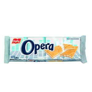 "Galletitas ""OPERA"" x 4 paquetes de 55gr c/u"