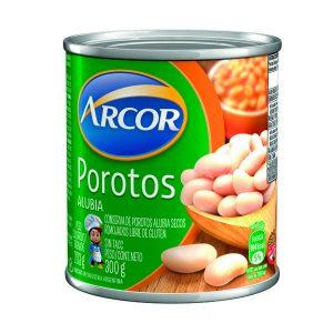 """Porotos Alubia """"ARCOR"""" lata x 300 Gr."""