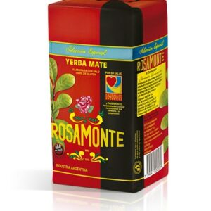 "Yerba ""ROSAMONTE"" Selección Especial x 500 Gr."