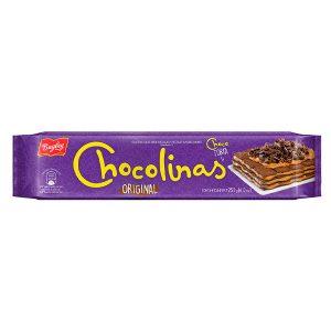 """Galletitas """"CHOCOLINAS"""" x 170 grs"""