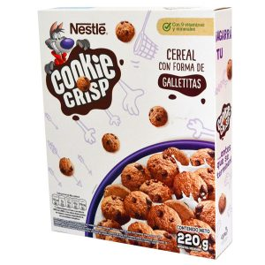 "Cereales ""COOKIE CRISP"" x 220Grs"