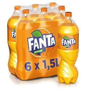 FANTA NARANJA botella x 1,5 LT