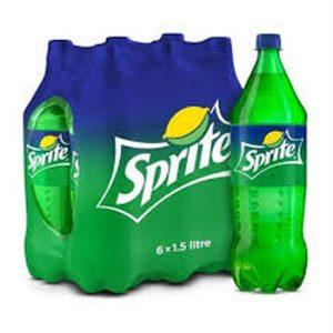 SPRITE Botella x 1.5 lt