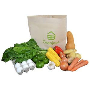 Bolsón vegetal