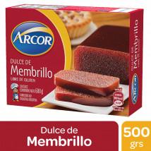"""Dulce de MEMBRILLO """"Arcor"""" x 500 grs."""