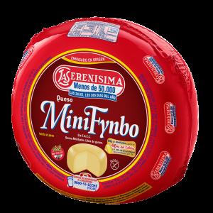 """Queso Mini Fynbo """"LA SERENISIMA"""" x 450/500 grs"""