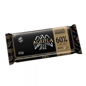 "Chocolate ""AGUILA"" 60% Cacao x 150 grs"