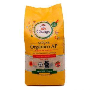 """Azucar Organico AP """"CHANGO"""" x 1 Kg"""