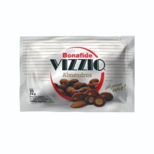 """Almendras Con Chocolate """"VIZZIO"""" x 72 grs"""