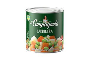 "Jardinera ""LA CAMPAGNOLA"" lata x 300 grs"