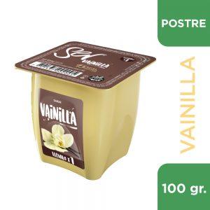 "Postrecito ""SER"" Vainilla x 100grs"