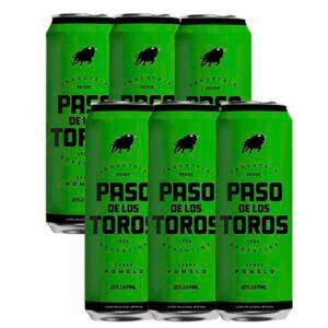 "Pomelo ""PASO DE LOS TOROS""  Lata Pack 6 x 269 ml"