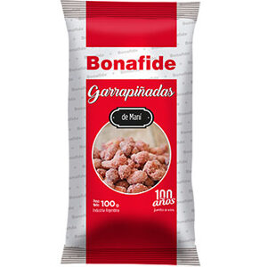 "Garrapiñada de Mani ""BONAFIDE"" x 100 grs"