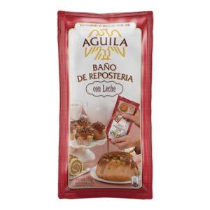 """Baño de Reposteria """"AGUILA"""" Con Leche x 150grs"""