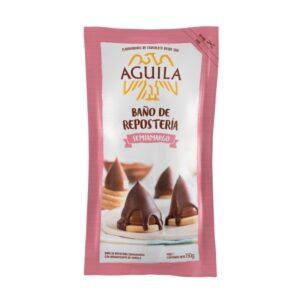 """Baño de Reposteria """"AGUILA"""" Semi-Amargo x 150grs"""