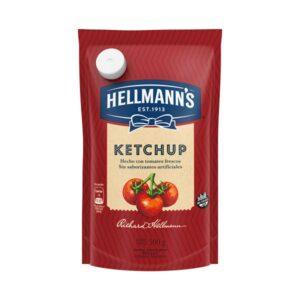 "Ketchup ""HELLMAN'S"" Con Pico x 500 grs"