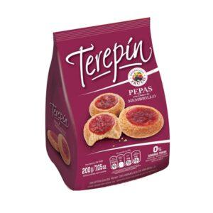 """Pepas Con Membrillo """"TEREPIN"""" x 400grs"""