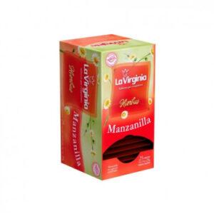 """Te Manzanilla """"LA VIRGINIA"""" x 25 saquitos"""